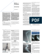 Estudio Descriptivo de La Técnica de Avance de La Tuberosidad Tibial Con Tornillo Tdf
