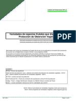 Listado Protecciones TOV_2014_5