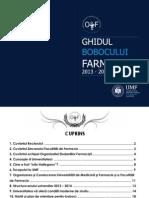 Ghidul Bobocului Farmacist 2013_2014