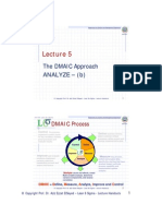 Lect5 DMAIC TheAnalyzePhase Partb