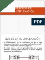Multiplexación