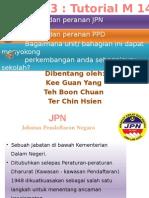 Fungsi Dan Peranan JPN Dan PPD