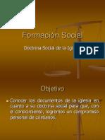 Formación Social