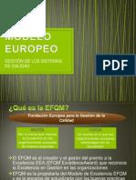 Modelo Europeo