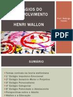 Henri Wallon (Estágios)