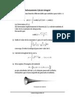 Ejercitacion Calculo Integral