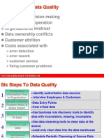 Data Quality and Preprocessing Concepts ETL