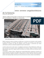 Los 10 mayores errores arquitectónicos de la historia.pdf