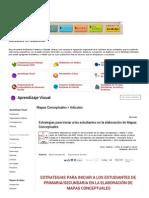 Eduteka - Aprendizaje Visual _ Mapas Conceptuales _ Artículos