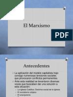 Marx 3 ( perspectiva cristiana)