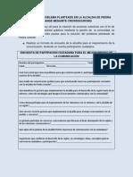 SOLUCION AL PROBLEMA PLANTEADO EN LA ALCALDIA DE PIEDRA GRANDE, MEDIANTE CROWDSOURCING