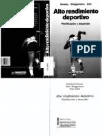 Alto Rendimiento Deportivo (Grosser)