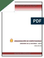 Resumen Organizacion