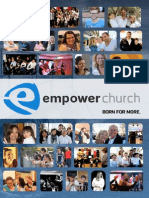 Empower Church Vision Magazine