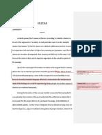 Assignment 3 Peer Review Sena