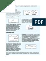 Propiedades Físicas y Químicas de Los Acidos Carboxilicos