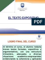04 A TEXTO EXPOSITIVO.ppt