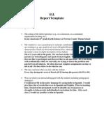jessica tamburo eel report template