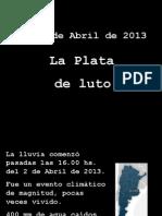 La Plata Inundada