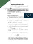 Problemas Resueltos de Teorema de Colas(estructura de datos)