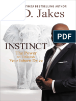 Instinct the Power to Unleash - Jakes, T. D