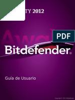 Bitdefender TS 2012 Manual