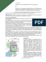 Estudio de Impacto Ambiental de La Hidroeléctrica de Inambari