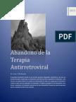 Abandono de la Terapia Antirretroviral