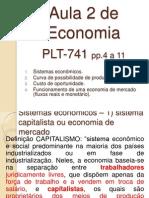 Aula 2 de Economia