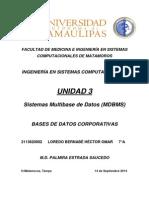 Multibases de Datos (Ejemplos)