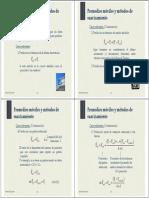 Promedios móviles y métodos de suavizamiento