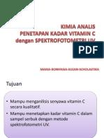 KIMIA ANALISIS