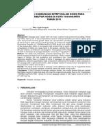 Analisis Kandungan Nitrat dalam Sosis