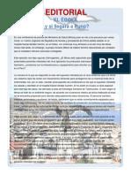 Editorial El Ebola