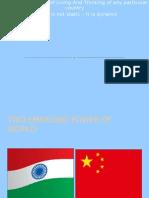 cross cultural analysis of India- china
