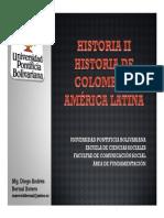 Unidad 6 Modernidad y Modernización en El Siglo XX - Historia II - Fac. Comunicación Social UPB