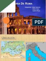 Historia de Roma (2)
