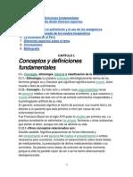 Eutanasia - Concep232323232323232tos y Definiciones Fundamentales