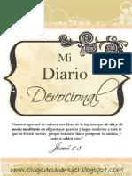 Diario Devocional - PDF