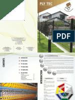 Ply Tec Fencing- Brochure