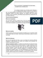 Motores Hidraulicos y Neumaticos