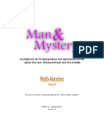 Man and Mystery Vol 10 - Math Wonders [Rev06]