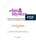 Man and Mystery Vol 14 - The Lost Animal Kingdom [Rev06]