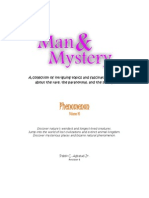 Man and Mystery Vol 16 - Phenomenon [Rev06]