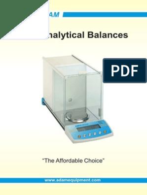 AE ADAM MCW 300L Digital Person Scale 0.05 kg Readability 300 kg Capacity