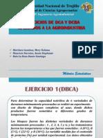 EJERCICIOS METODOS