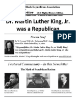 History Of Civil Rights, Republicans And Democrats