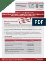 PLAN DE ESTUDIOS INGENIERIA GEOTECNICA Y GEOMECANICA APLICADA A LA MINERIA.pdf