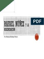 Unidad 5 Rafael Núñez - Exposición Mariana Restrepo Franco - Historia II - Fac. Comunicación Social UPB