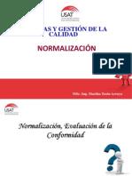 Sesión 2 a Normalización